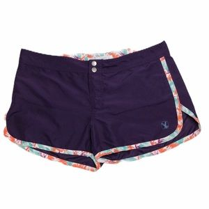 Carve Designs Purple Swim Shorts